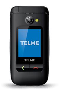 TELME X200 - space grau