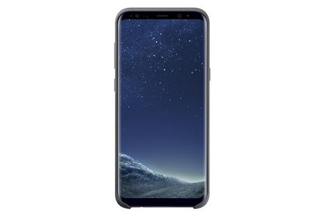 Samsung Silicone Cover Samsung S8+ Silver/Grey