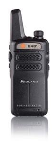 Midland BR01 Business Radio, PMR, Kenwood