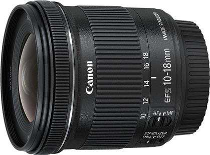 Canon 10-18 mm / F 4.5-5.6 EF-S IS STM 10 mm-Objektiv