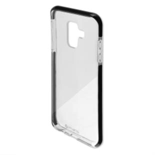 4smarts Soft Cover AIRY-SHIELD für Samsung Galaxy A6+ (2018) schwarz