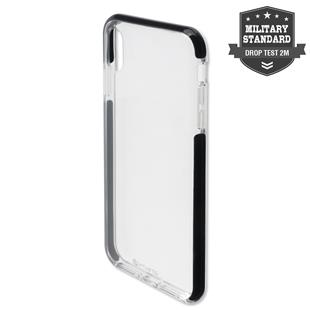4smarts Soft Cover AIRY-SHIELD für Apple iPhone Xs Max schwarz
