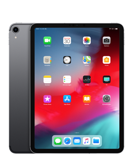 "Apple iPad Pro 2018 11"" WiFi + Cellular 1TB - Spacegrau"