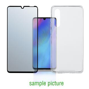 "4smarts 360° Premium Protection Set ""Case Friendly"" mit Colour Frame Glas für Samsung Galaxy S10e"