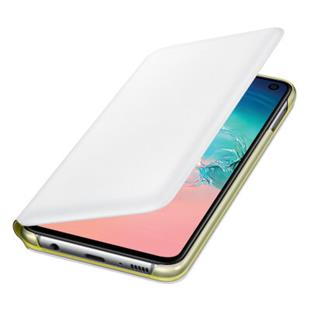 Samsung Led View Book Cover Galaxy S10e White
