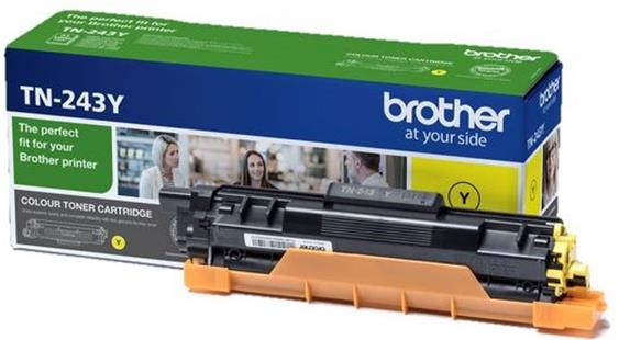 Brother TN-243Y yellow