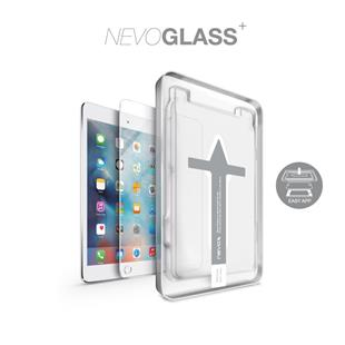 nevox NEVOGLASS - iPad Mini 5 / iPad Mini 4 tempered Glass mit EASY APP