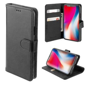 4smarts Premium Flip-Tasche URBAN für Apple iPhone11 Pro all-black