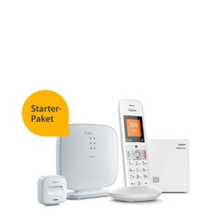 Gigaset SOS + phone weiss Mobiles Alarmknopf-System