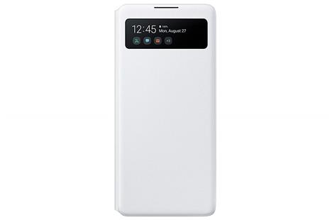 Samsung S View Wallet Cover Galaxy S10 Lite, white