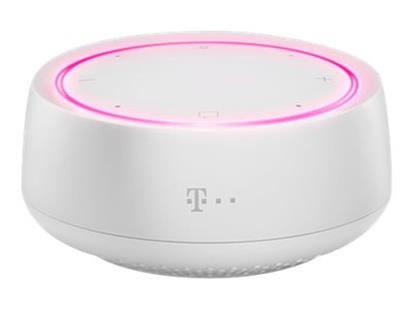 Magenta Smart Speaker Mini