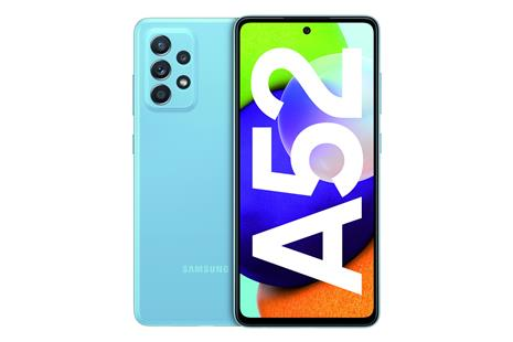 Samsung Galaxy A52 4G 128 GB - Awesome Blue