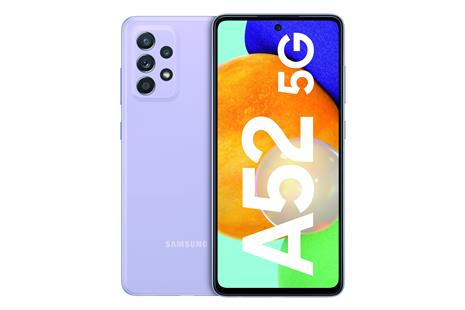 Samsung Galaxy A52 5G 128 GB - Awesome Violet